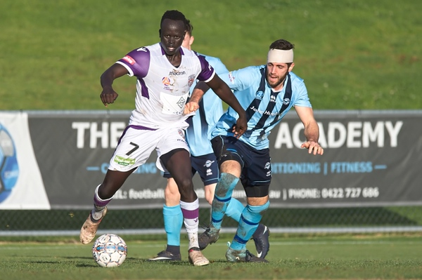 Perth Glory v Sorrento FC