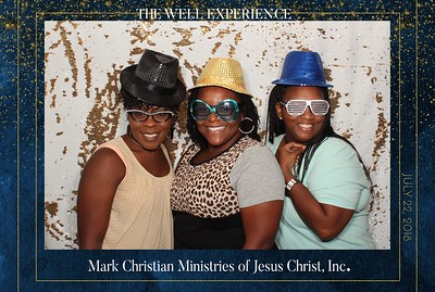 Mark Christian Ministries Well Experience 2018