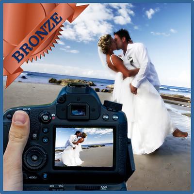 31102 Professional wedding day photography Bronze