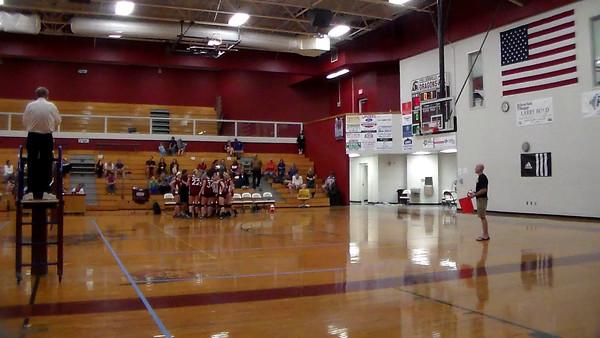 Freshmen Volleyball Video