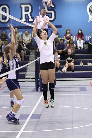 NCS 2012 Varsity Volleyball