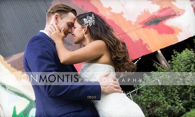 Alejandra And Matt Wedding