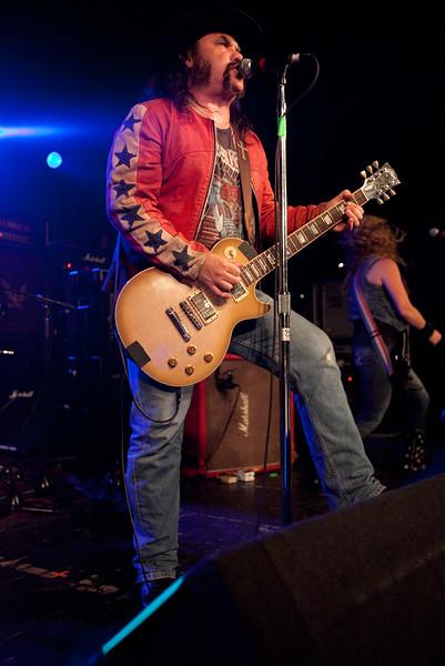 Motorhead  -  Nashville Pussy  -  Reverend Horton Heat   -  Showbox SoDo  -  Seattle WA  -100209