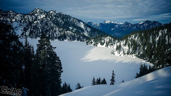 Snow Lake Solo 2014
