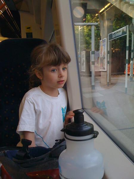 Leaving East Grinstead