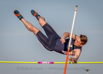 Jerry Crews Inv. Pole Vault - Boys