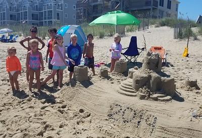 Sand Castle Building Camp