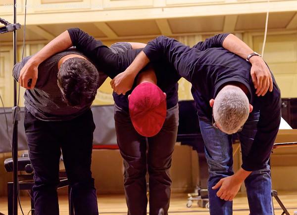 Roberto Taufic Trio - 27 settembre 2018, Conservatorio Ghedini, Cuneo