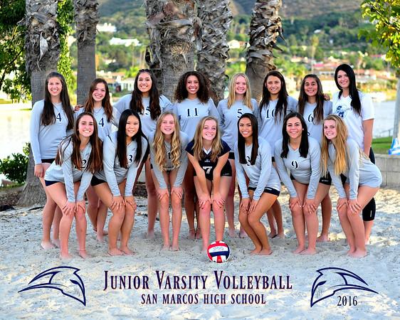 SMHS JV Volleyball