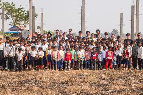 Cambodia Service Trip 2016