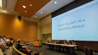 Health Security in a Disordered World