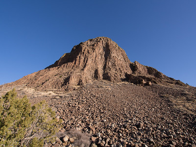Cabezon Peak Wilderness  4.27.13