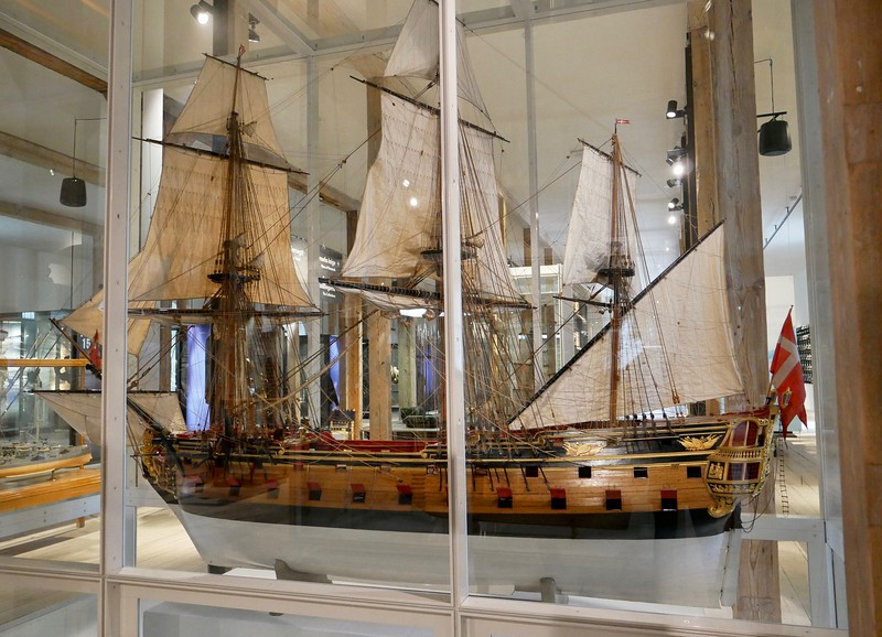 So many incredible model ships here