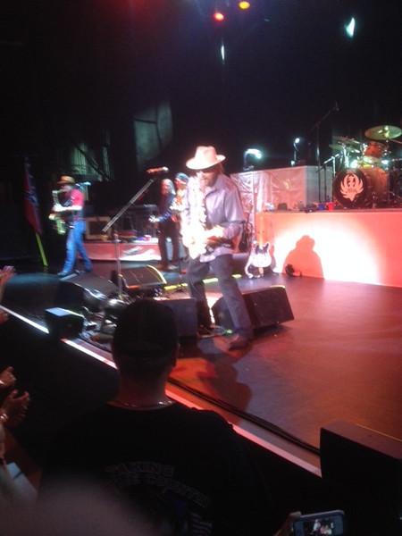 Hank Concert 2014