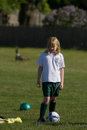 Brenna Soccer 08