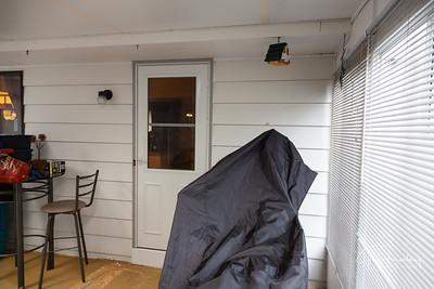 Sunroom Removal