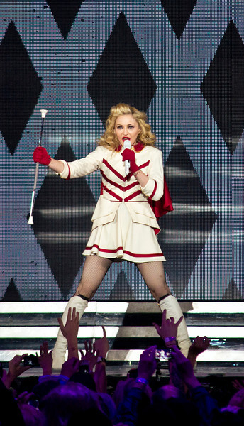 Madonna November 1, 2012