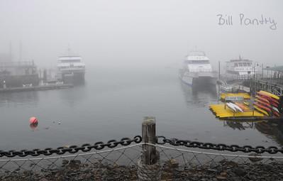 Bar Harbor and Winter Harbor