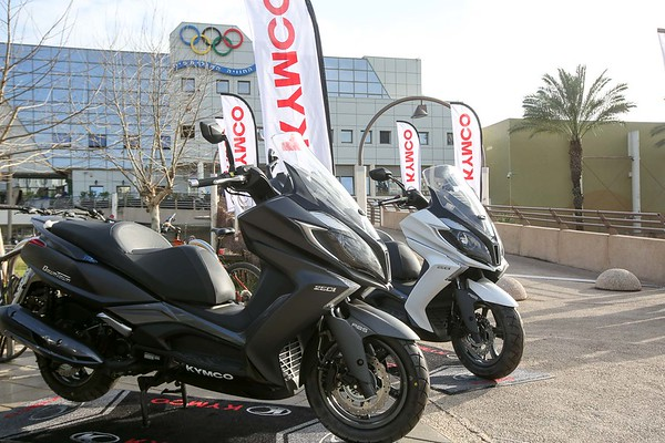 160303 | Kymco DownTown 250 Press Conference