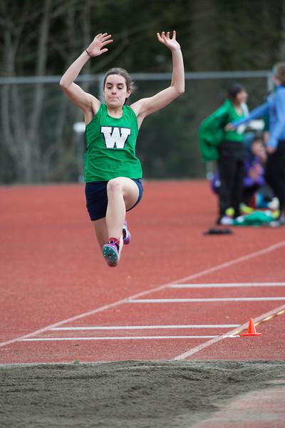 Issaquah - Womens Long Jump