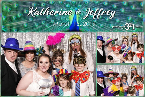 Katherine and Jeffrey Wedding 2019