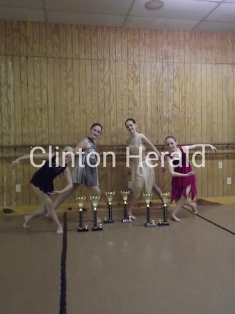 4/10/2013 dancers win trophies