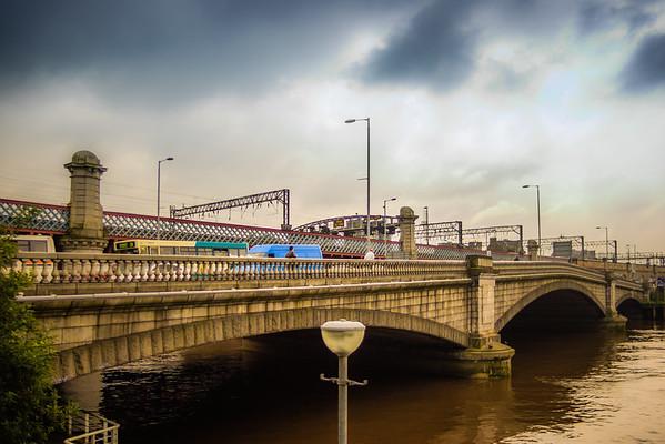 George V Bridge, Glasgow
