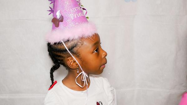 Alexis 5th Birthday Glamour