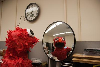 2011 Unlicensed Elmo at UCLA
