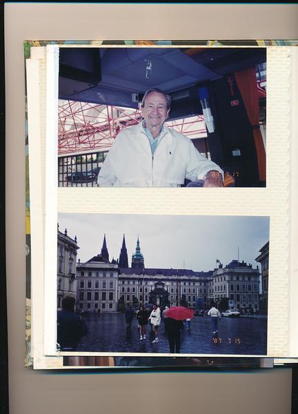 June 1995 Budapest - Vienna - Prague