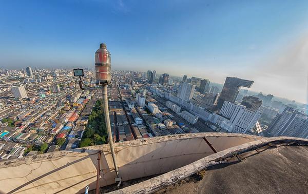 at ICE Tower, Din Dang District, Bangkok, Thailand
