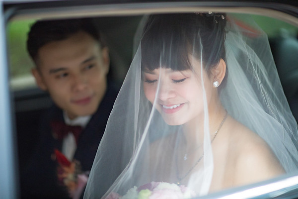 君悅酒店 |結婚之喜 | My Darling 寵愛妳的婚紗