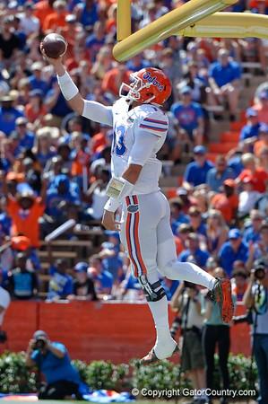 2018 Florida Gators Orange and Blue Game