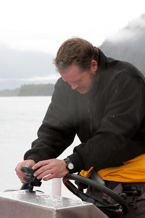 Water Rescue Training - Knik Glacier