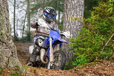 Aidan &  Cam Dirt Bike  Riding