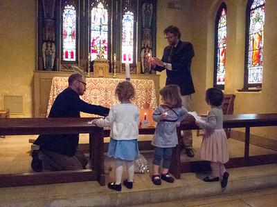 2016 CGS Pentecost Service