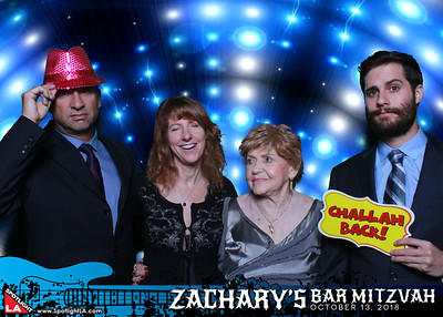 Zachary Bar Mitzvah