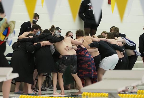 HCAC Swim Finals Day One
