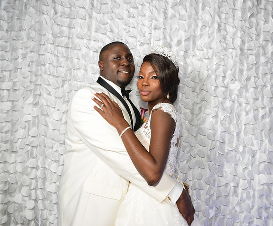 Valerie & Rodney's Photo Booth Pictures