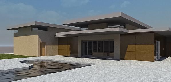 SA - Chocron Residence