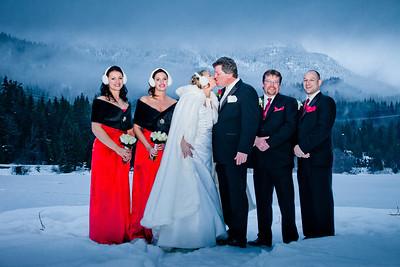 Sean & Shauna Johnson Wedding Dec 10th, 2010