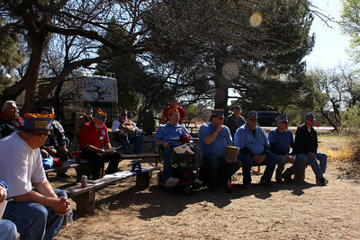 April - SAL Spring Camp-out meeting