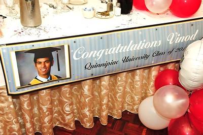 Vinny's Graduation Party