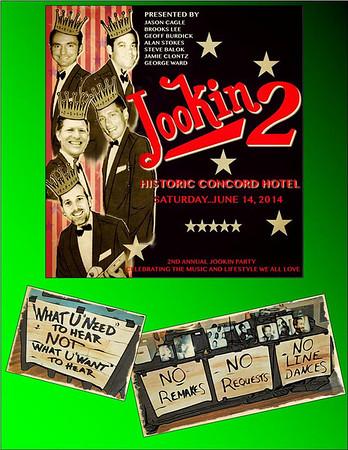 JOOKIN' 2 - HOTEL CONCORD
