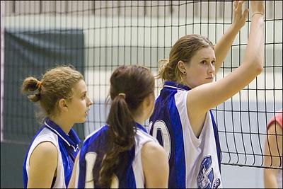 2005-06 Women's Volleyball