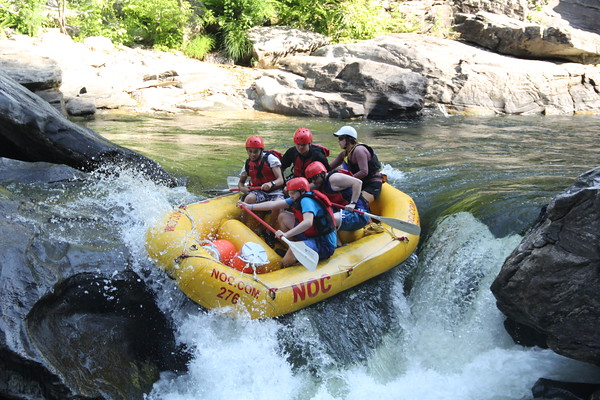 Whitewater Rafting 6/19-6/25