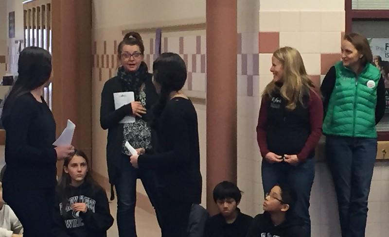 Agnieszka WootersELD Teacher Berry Creek Middle SchoolDecember 2015 Winner
