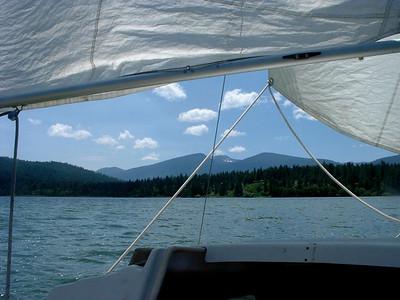 7-01-2004 Sailing Eagle Ridge