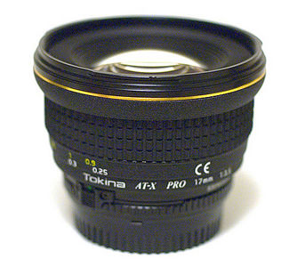 Lens: Tokina 17mm f/3.5 ATX PRO