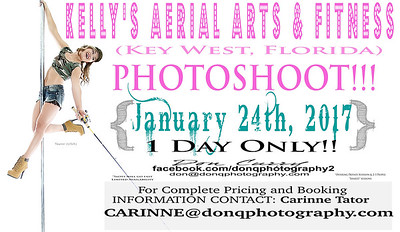 Kelly's Aerial Arts & Fitness (Key West, Florida) 012417